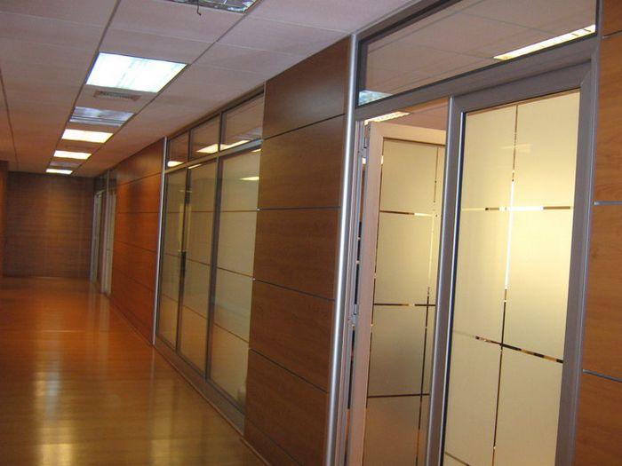 Tabiques separadores de ambientes vinilo decorativo de - Tabique corredero ...